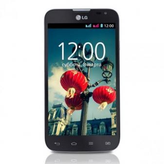Восстановление после попадания влаги LG L70