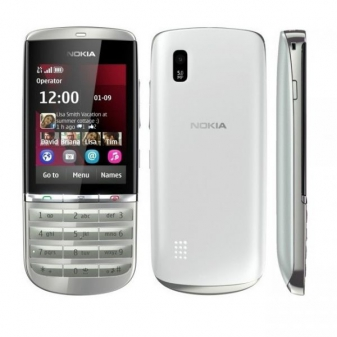 Диагностика Nokia Asha 300