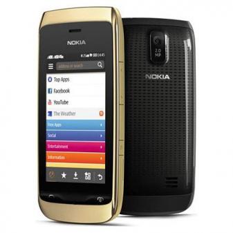 Восстановление ПО (прошивка) Nokia Asha 308