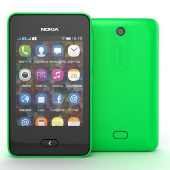 Восстановление ПО (прошивка) Nokia Asha 501