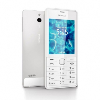 Замена передней панели (orig) Nokia 515