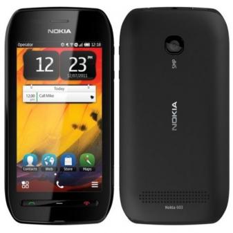 Замена аккумулятора Nokia 603