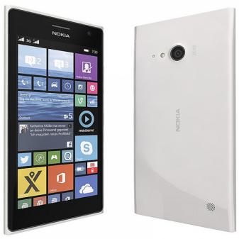 Диагностика Nokia Lumia 730