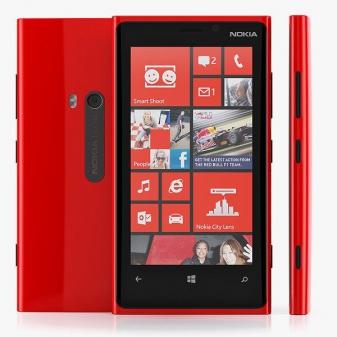 Диагностика Nokia Lumia 920