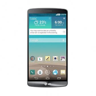 Замена шлейфа зарядки LG G3 Dual