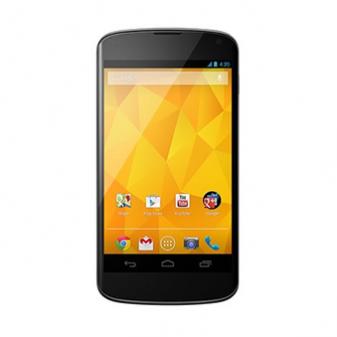Диагностика LG Nexus 4