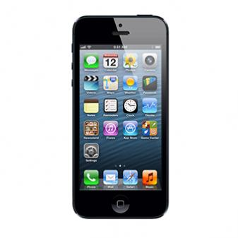 Замена полифонического динамика Apple iPhone 5