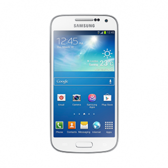Диагностика Samsung Galaxy S4 Mini