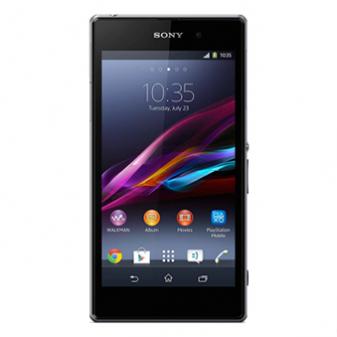 Восстановление ПО (прошивка) Sony Xperia Z1 compact