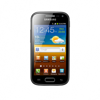 Диагностика Samsung Galaxy Ace 2
